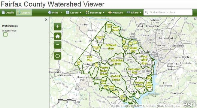 FXWatersheds